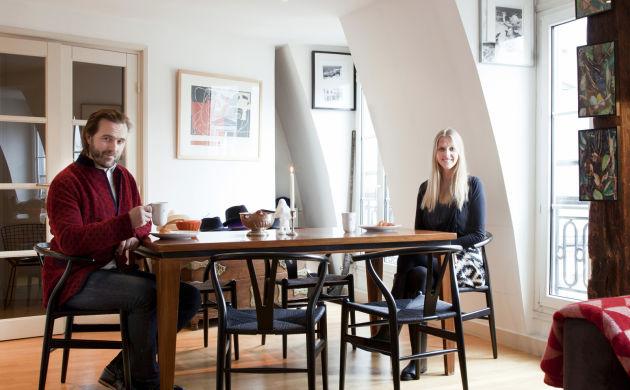 Rasmus Michau and Maria