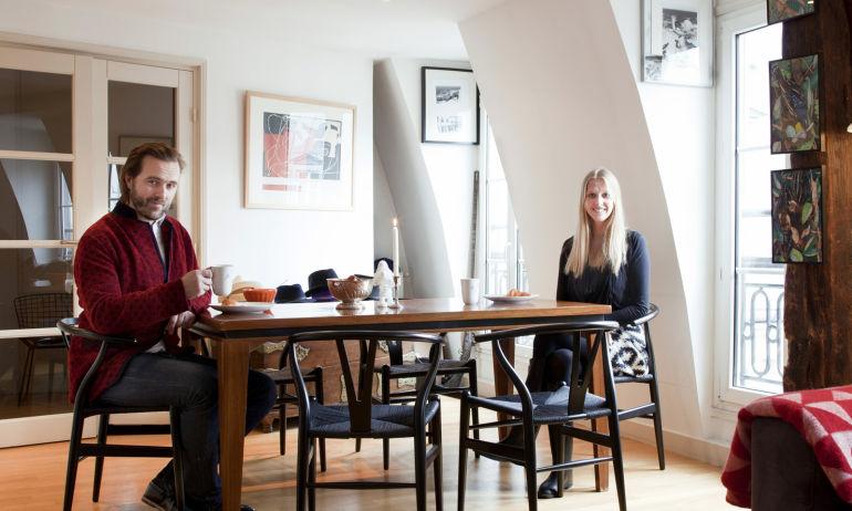 Rasmus Michau et Maria