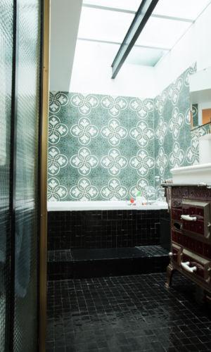 Salle de bain – Miriam Gassman