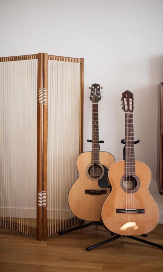 Guitares Appartement Créatrice Chez Bogato Anaïs Olmer
