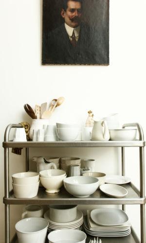 Vaisselle – Annabel Gueret