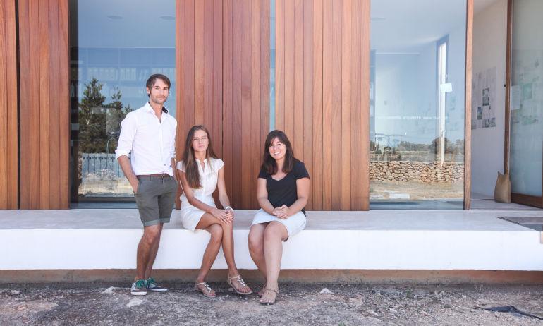 Formentera, chez l&#8217;architecte <br>espagnol Marià Castelló