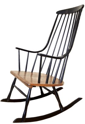 Lena larsson rocking chair the socialite family - Acheter rocking chair ...