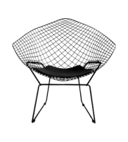 Fauteuil Harry Bertoia Diamond