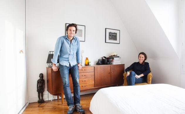 Charlotte Cadé et Maxime Brousse