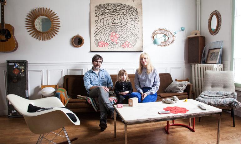 Mathilde Dupeux et Jérôme, <br/>Charlotte 3 ans