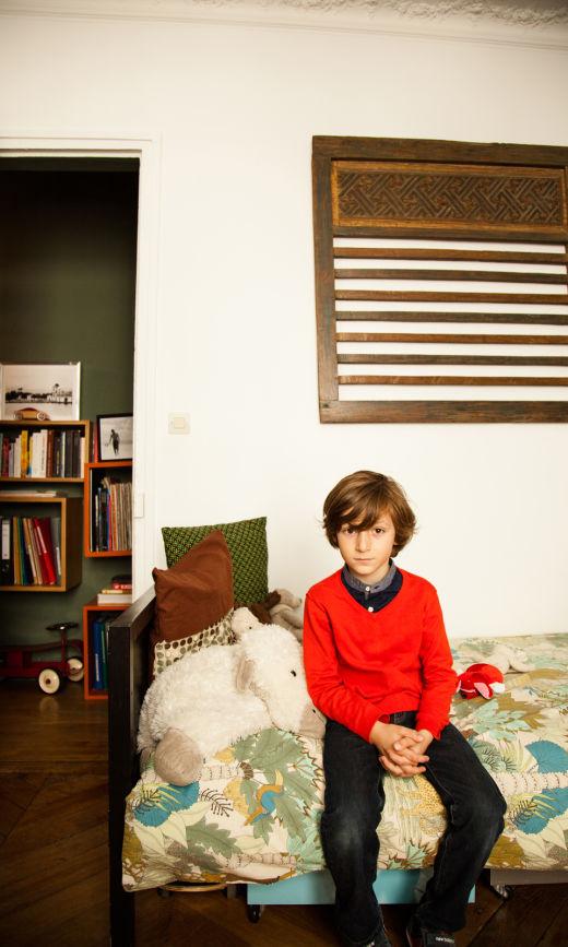 chambre famille sabrina ficarra et cyril laborde lit couette