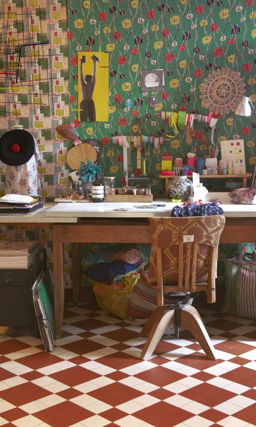 Bureau Maison Nantes Anne Millet