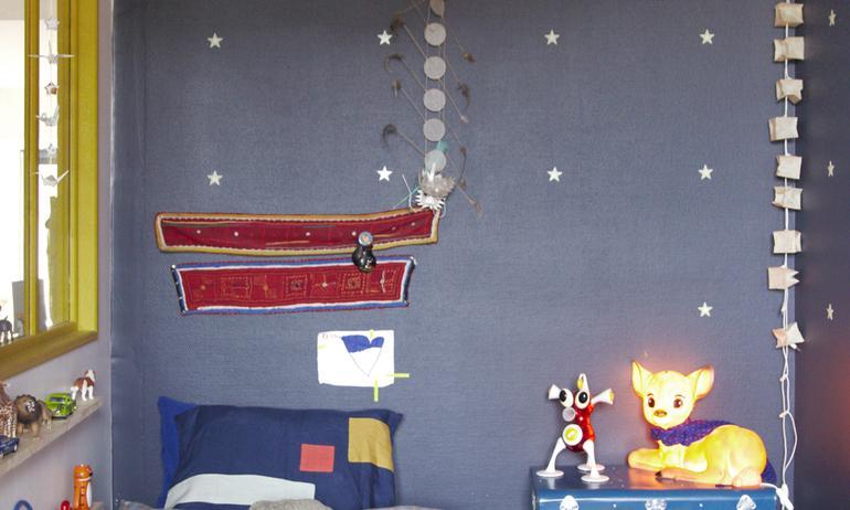 Chambre Enfant Garçon Maison Nantes Anne Millet