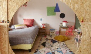 Chambre d'enfant – Anne Millet