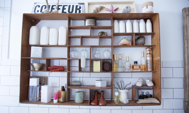 Salle de bain Accessoires cabinet de curiosités Sophie Demenge New York