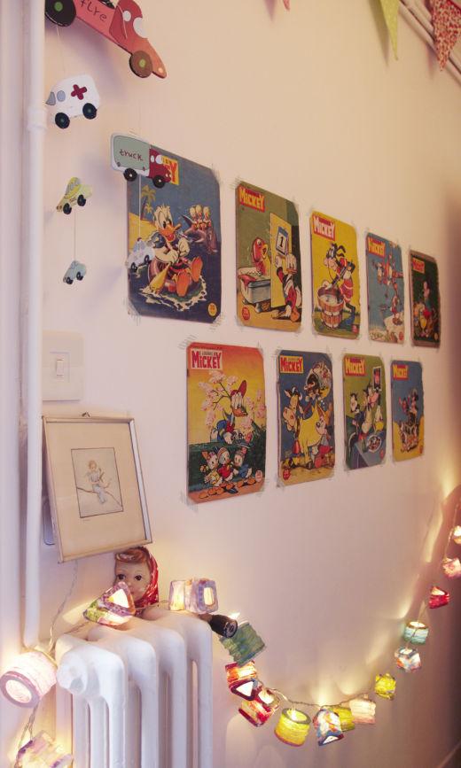 Chambre Enfants Déco Maison Barcelone Kathleen Boonen
