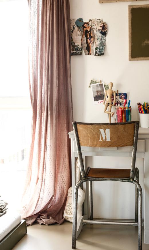 Bureau Fille Enfant Sonia Lucano Maison Montreuil