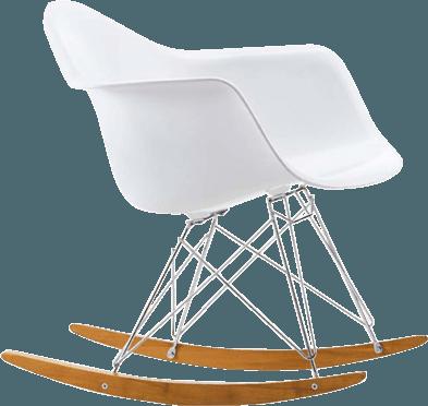 Rocking chair rar eames the socialite family for Chaise eames rar
