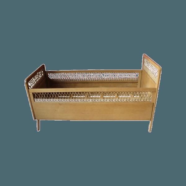 lit enfant vintage 50 39 the socialite family. Black Bedroom Furniture Sets. Home Design Ideas