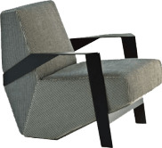 Fauteuil Silver Lake