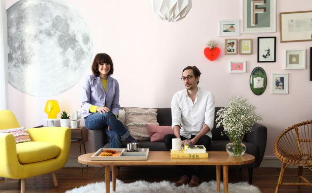Lisa Gachet and Thomas