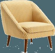 Semeon Vintage Armchair