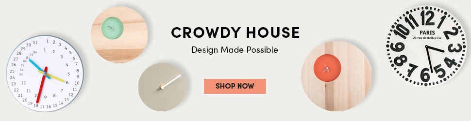 CROWDY HOUSE - Design Made Possible