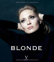 Livre Blonde d'Anne Verlhac