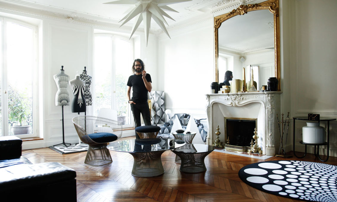 warren platner legacy of the seventies the socialite family. Black Bedroom Furniture Sets. Home Design Ideas