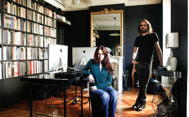 Emmanuel Bossuet et Marie Laure Bellanger