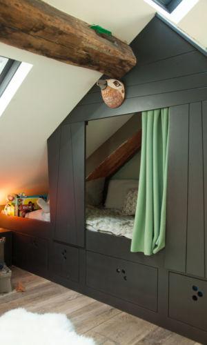 Chambre d'enfant – Cabane