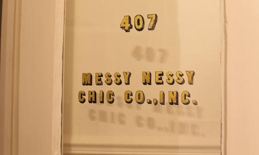 Livre Vanessa Blog Messy Nessy Chic