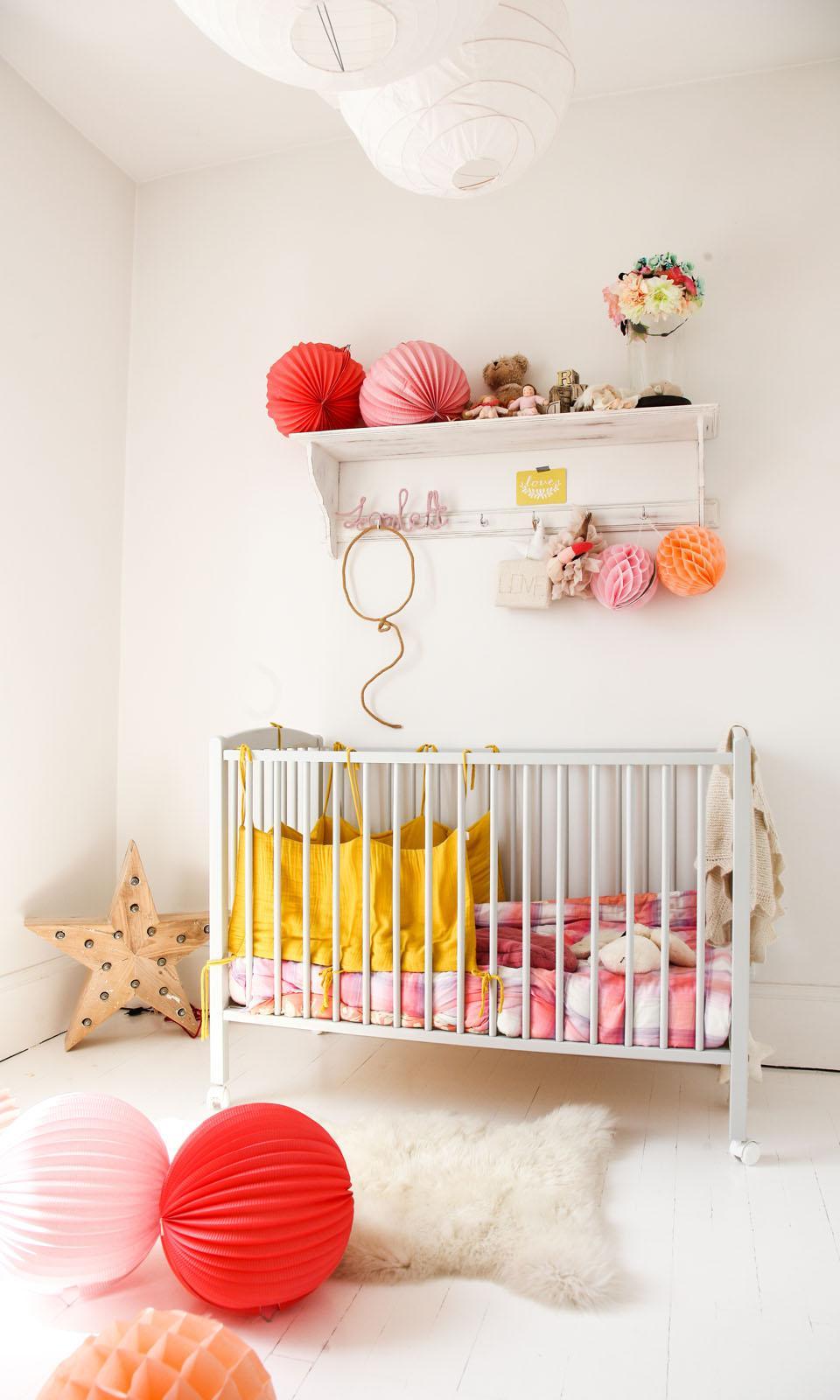 Child's Bedroom of Scarlett, 18 months #8