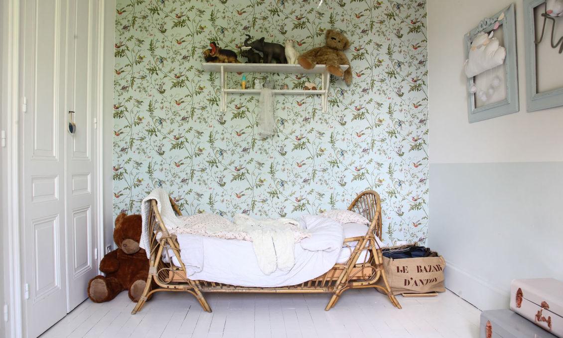 10 papiers peints pour chambre d 39 enfant the socialite family. Black Bedroom Furniture Sets. Home Design Ideas
