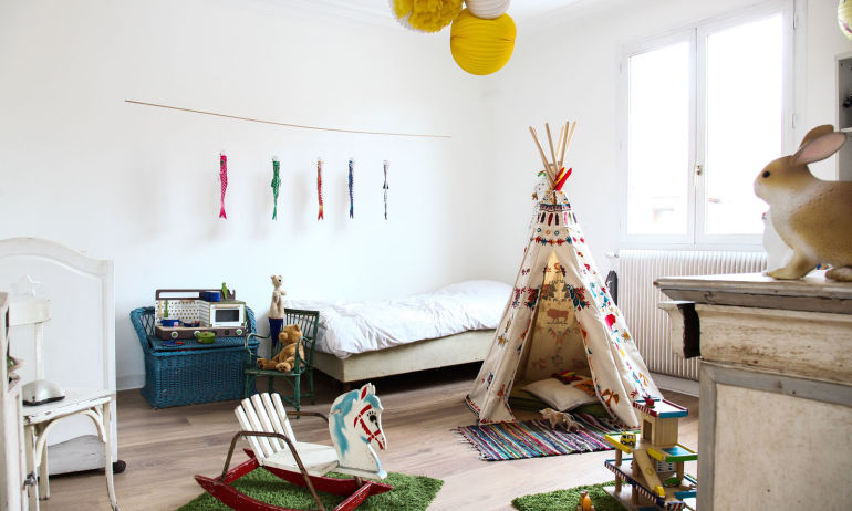 Child's Bedroom of Marceau, 2 years old #11