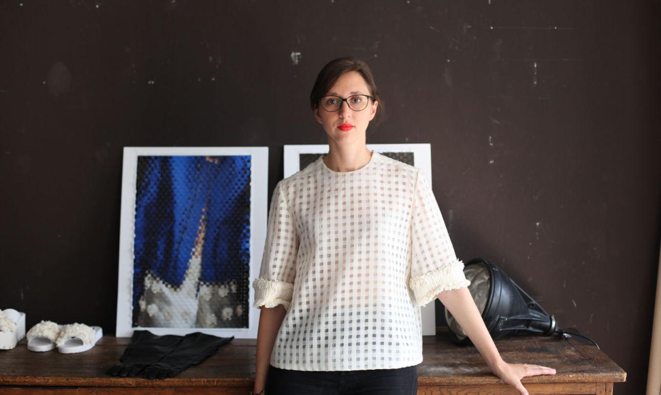 Coralie Marabelle, la nouvelle star montante de la mode