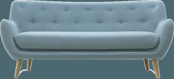 Poppy 3 Seats Sofa - The Socialite Family