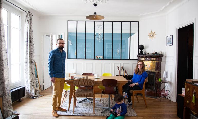 Thierry Arnaudin et Marie-Sophie,<br/> Honoré 3 ans