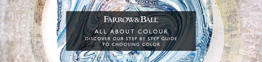 Farrow & Ball - All about colour