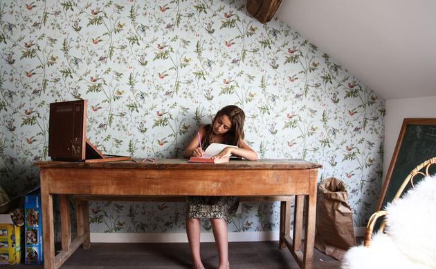 10 Paperwalls for Children's Bedrooms