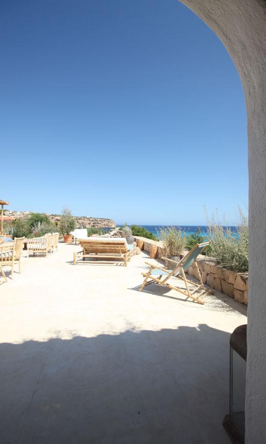 Vue Formentera Maison de Vacances The Socialite Family