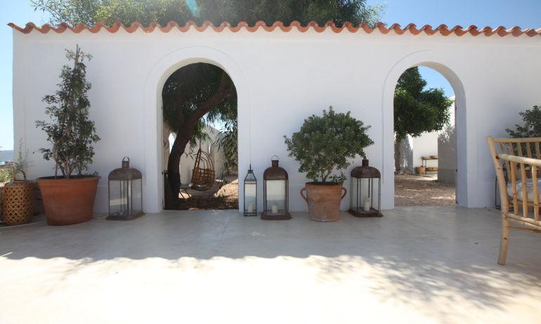 Patio Maison de Vacances Formentera The Socialite Family