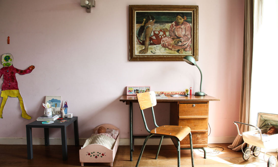 10 Vintage Desks for Children - The Socialite Family