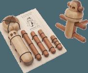 Jeux en bois monkey