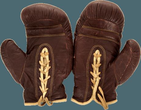 vintage boxing gloves spalding 1950 the socialite family. Black Bedroom Furniture Sets. Home Design Ideas