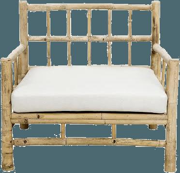 fauteuil en bambou the socialite family. Black Bedroom Furniture Sets. Home Design Ideas