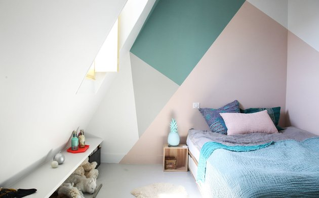 A Colourful Children's Bedroom