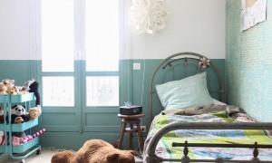 Chambre d'enfant – Menthe a l'eau