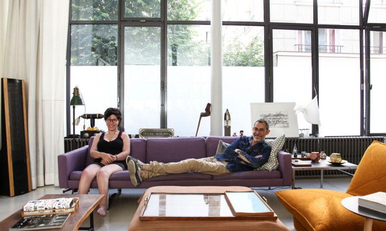 Laurent Chwast <br/>et Mila 18 ans