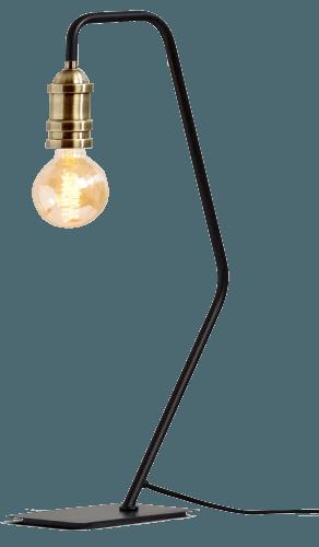 Starkey table lamp made