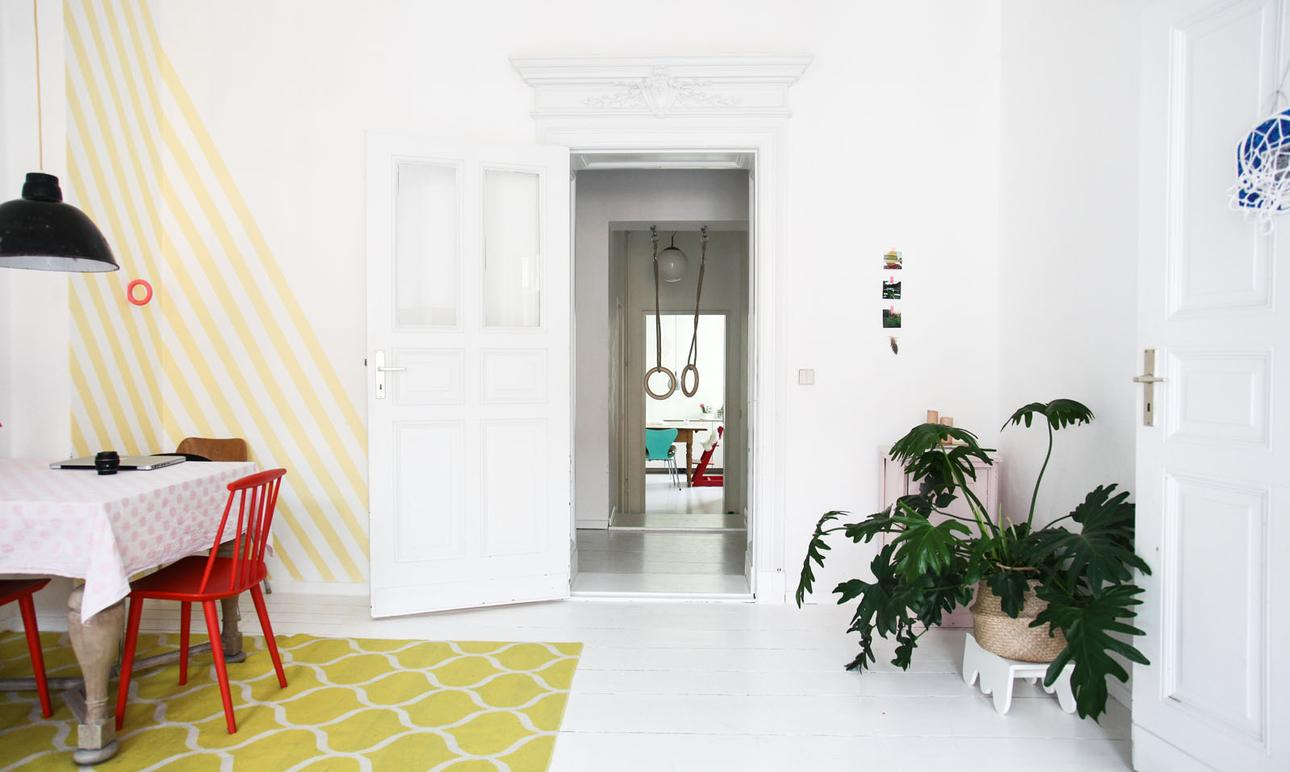White Wooden Floors, the Nordic Choice