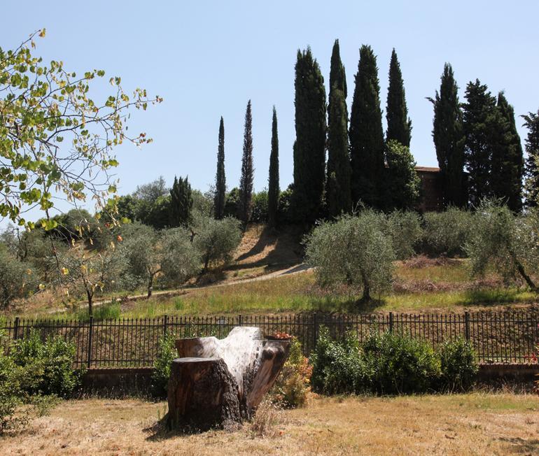 Paysage Exterieur Italie Villa Lena