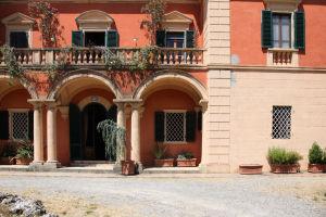Façade Exterieure – Villa Lena