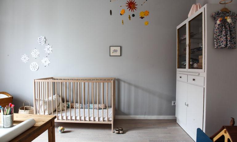 Chambre enfant Appartement Anna Cor Berlin
